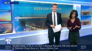 Aurélie Casse dans Week-End Première - 24/12/16 - 08
