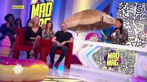 Ayem Nour et Anastasiya dans le Mad Mag - 17/01/17 - 18