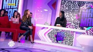 Ayem Nour et Martika Caringella dans le Mad Mag - 10/01/17 - 04