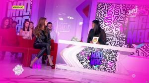 Ayem Nour et Martika Caringella dans le Mad Mag - 10/01/17 - 05