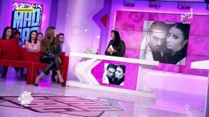 Ayem Nour et Martika Caringella dans le Mad Mag - 10/01/17 - 08