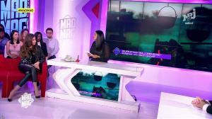 Ayem Nour et Martika Caringella dans le Mad Mag - 10/01/17 - 09