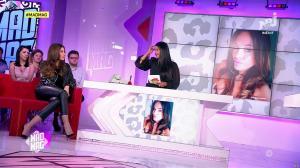 Ayem Nour et Martika Caringella dans le Mad Mag - 10/01/17 - 11