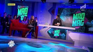Ayem Nour et Martika Caringella dans le Mad Mag - 10/01/17 - 12