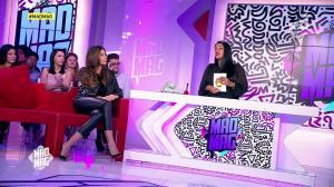 Ayem Nour et Martika Caringella dans le Mad Mag - 10/01/17 - 14