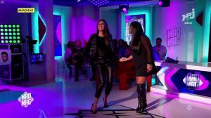 Ayem Nour et Martika Caringella dans le Mad Mag - 10/01/17 - 23