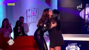 Ayem Nour et Martika Caringella dans le Mad Mag - 10/01/17 - 25