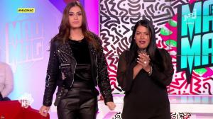 Ayem Nour et Martika Caringella dans le Mad Mag - 10/01/17 - 26