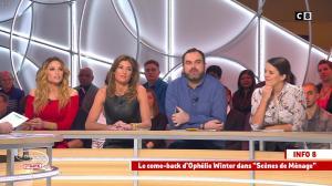 Caroline Ithurbide dans Il en Pense Quoi Matthieu - 10/02/17 - 05