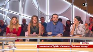 Caroline Ithurbide dans Il en Pense Quoi Matthieu - 10/02/17 - 06