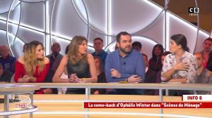 Caroline Ithurbide dans Il en Pense Quoi Matthieu - 10/02/17 - 07