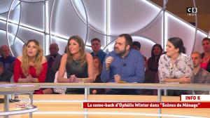 Caroline Ithurbide dans Il en Pense Quoi Matthieu - 10/02/17 - 08