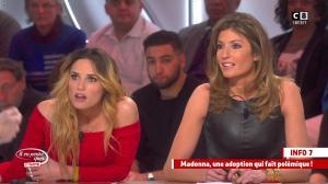 Caroline Ithurbide dans Il en Pense Quoi Matthieu - 10/02/17 - 12