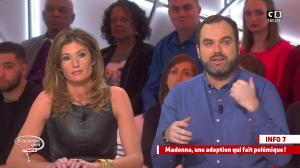 Caroline Ithurbide dans Il en Pense Quoi Matthieu - 10/02/17 - 14