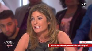 Caroline Ithurbide dans Il en Pense Quoi Matthieu - 10/02/17 - 15