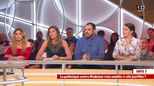 Caroline Ithurbide dans Il en Pense Quoi Matthieu - 10/02/17 - 16
