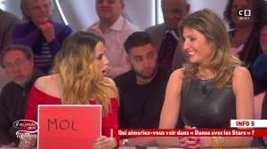 Caroline Ithurbide dans Il en Pense Quoi Matthieu - 10/02/17 - 25