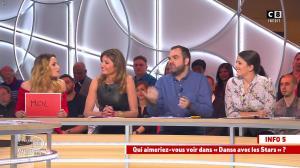 Caroline Ithurbide dans Il en Pense Quoi Matthieu - 10/02/17 - 26