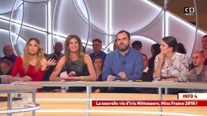 Caroline Ithurbide dans Il en Pense Quoi Matthieu - 10/02/17 - 29