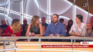 Caroline Ithurbide dans Il en Pense Quoi Matthieu - 10/02/17 - 30