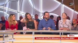 Caroline Ithurbide dans Il en Pense Quoi Matthieu - 10/02/17 - 31