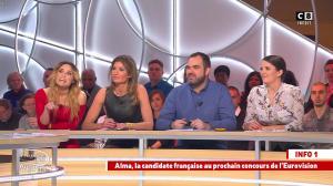Caroline Ithurbide dans Il en Pense Quoi Matthieu - 10/02/17 - 51