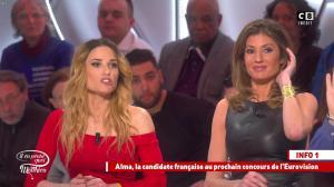 Caroline Ithurbide dans Il en Pense Quoi Matthieu - 10/02/17 - 52