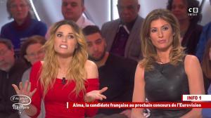 Caroline Ithurbide dans Il en Pense Quoi Matthieu - 10/02/17 - 53
