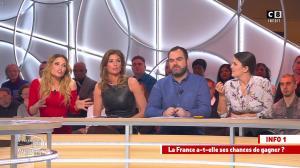 Caroline Ithurbide dans Il en Pense Quoi Matthieu - 10/02/17 - 54