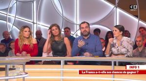 Caroline Ithurbide dans Il en Pense Quoi Matthieu - 10/02/17 - 55