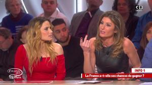 Caroline Ithurbide dans Il en Pense Quoi Matthieu - 10/02/17 - 56