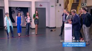 Caroline Ithurbide et Jessie Claire dans Touche pas à mon Poste - 02/06/17 - 13