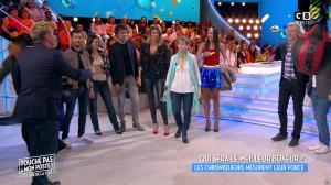 Caroline Ithurbide et Jessie Claire dans Touche pas à mon Poste - 02/06/17 - 14