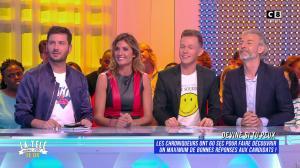 Caroline Ithurbide dans la Télé, même l'été - 04/08/17 - 23