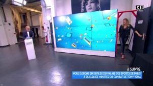 Caroline Ithurbide dans Touche pas à mon Poste - 02/06/17 - 01
