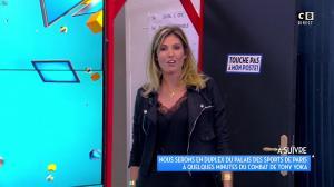 Caroline Ithurbide dans Touche pas à mon Poste - 02/06/17 - 02