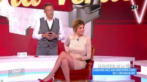 Caroline Ithurbide dans Touche pas à mon Poste - 30/06/17 - 10