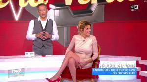 Caroline Ithurbide dans Touche pas à mon Poste - 30/06/17 - 11