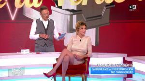 Caroline Ithurbide dans Touche pas à mon Poste - 30/06/17 - 15