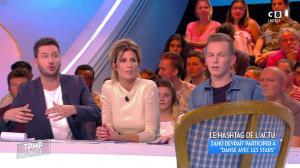 Caroline Ithurbide dans Touche pas à mon Poste - 30/06/17 - 22