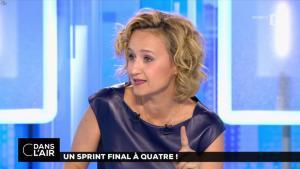 Caroline Roux dans C dans l'Air - 10/04/17 - 05