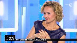 Caroline Roux dans C dans l'Air - 10/04/17 - 10