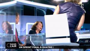 Caroline Roux dans C dans l'Air - 10/04/17 - 12