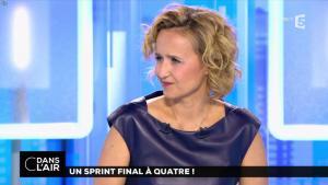 Caroline Roux dans C dans l'Air - 10/04/17 - 13