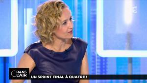 Caroline Roux dans C dans l'Air - 10/04/17 - 22