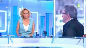 Caroline Roux dans C dans l'Air - 12/04/17 - 01