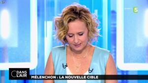 Caroline Roux dans C dans l'Air - 12/04/17 - 03
