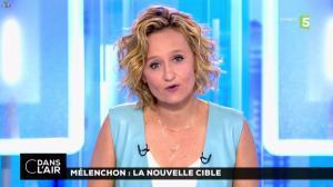 Caroline Roux dans C dans l'Air - 12/04/17 - 04