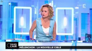 Caroline Roux dans C dans l'Air - 12/04/17 - 06