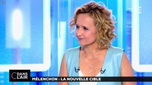 Caroline Roux dans C dans l'Air - 12/04/17 - 14